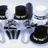 All that Jazz New Years Party Kit For 50