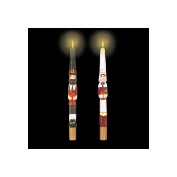 PILGRIMS TAPER   CANDLE SET