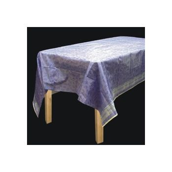 HANUKKAH MENORAH   PLASTIC TABLE COVER