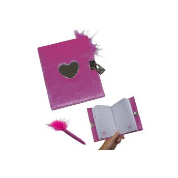 PINK PRINCESS DIARY   WITH PEN