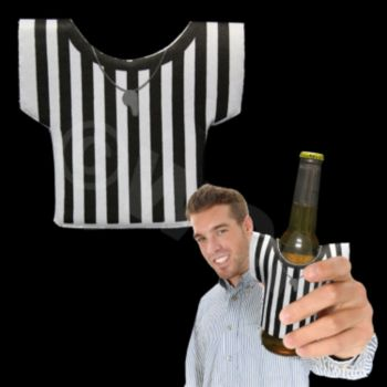Referee Shirt Drink Holder