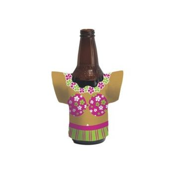 Hula Girl Drink Holder