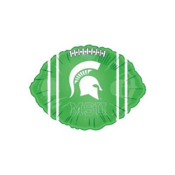 Michigan State Spartans Metallic Balloon - 18 Inch