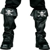 Jolly Roger Boot Covers