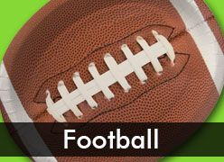 Football Party Decorations & Birthday Supplies