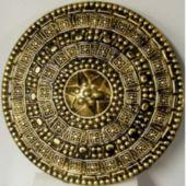 Gold Roman Shield