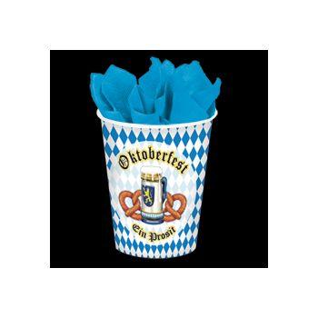 OKTOBERFEST   9 oz. CUPS