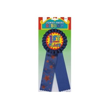 1st PLACE   JUMBO AWARD RIBBON