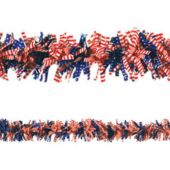 Patriotic Flag Garland Decoration