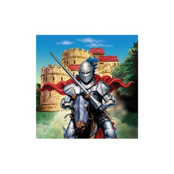 VALIANT KNIGHT   BEVERAGE NAPKINS