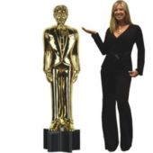 Awards Night Statue 5 1/2' Cutout