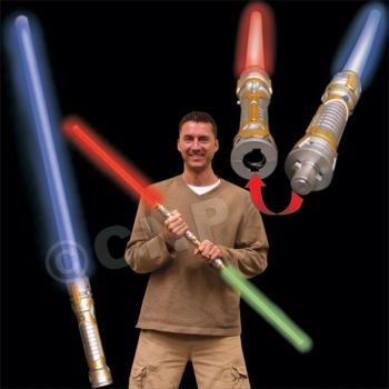 Mutli-Color LED Light Saber - 54 Inch