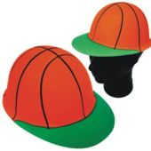 Basketball Cap (Plastic) - 12 Pack