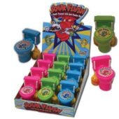 Sour Flush Candy & Sour Dip - 12 Per Unit