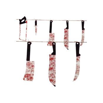 BLOODY WEAPONS GARLAND