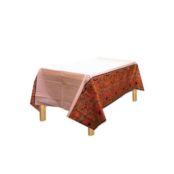 GOTHIC GREETINGS   TABLE COVER