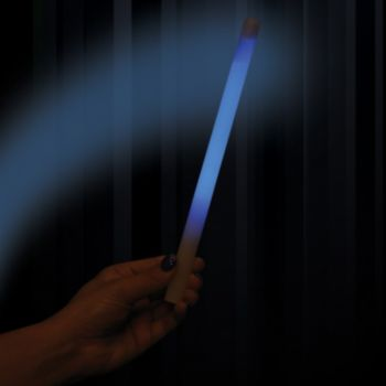 Blue Concert Glow Sticks - 10 Inch, 25 Pack