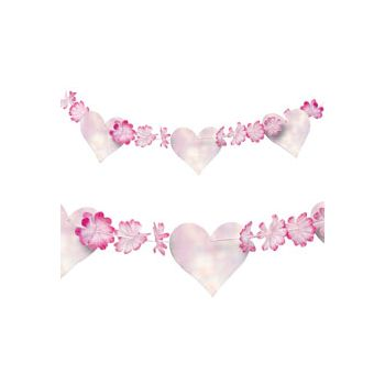 FLOWER HEART GARLAND