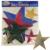 Multi Color Stars Value Pack