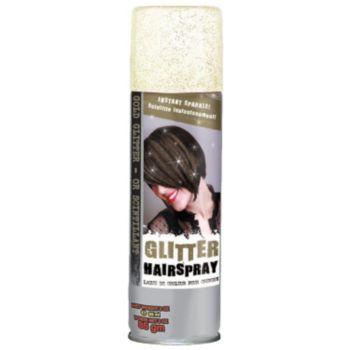 Gold Glitter Hair Spray - 3 Ounce