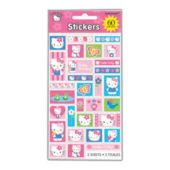 Hello Kitty Stickers - 60 Pack