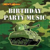 Patriotic Birthday Party Music Cd