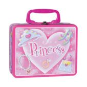 Princess Metal Lunch Box