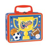 Little Champs Metal Lunch Box