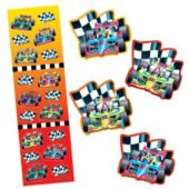 Race Car Stickers
