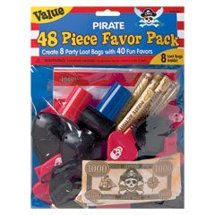Pirate Favor Value Pack PAR222UN