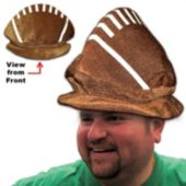 Football Plush Hat