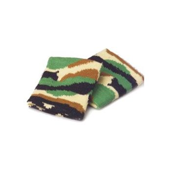 CAMOUFLAGE WRISTBANDS