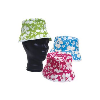 Luau Bucket Hat Child Size