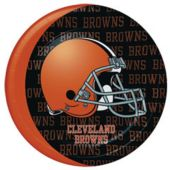 "Cleveland Browns 9"" Plates"