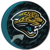 "Jacksonville Jaguars 9"" Plates - 8 Pack"