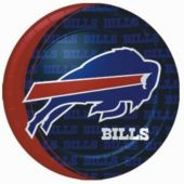 "Buffalo Bills 9"" Plates - 8 Pack"
