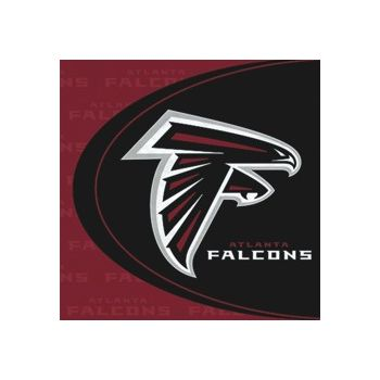 ATLANTA FALCONS   LUNCHEON NAPKINS