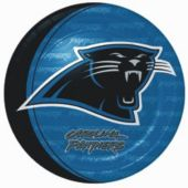 "Carolina Panthers 9"" Plates -8 Pack"