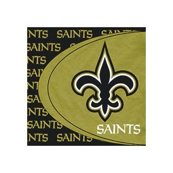 NEW ORLEANS SAINTS   LUNCH NAPKINS