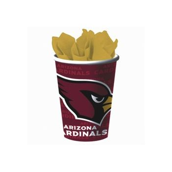 ARIZONA CARDINALS   16 oz. CUPS