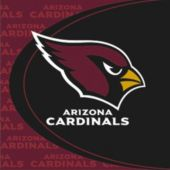Arizona Cardinals Luncheon Napkins