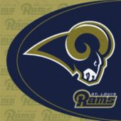 St Louis Rams Luncheon Napkins - 16 Pack
