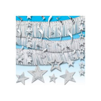 Silver Metallic   Decorating Kit