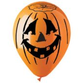 "Pumpkin Latex 14"" Balloons - 25 Pack"