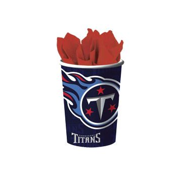 TENNESSEE TITANS   16 oz. CUPS