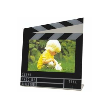 CLAPBOARD  PHOTO FRAME