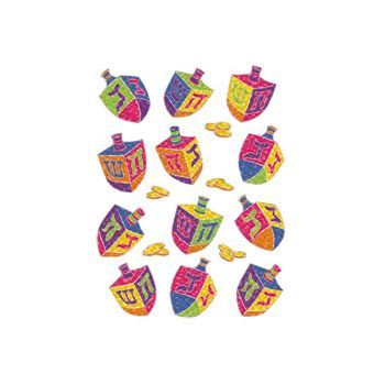 DREIDEL STICKERS