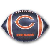 "Chicago Bears Football Metallic 18"" Balloon"