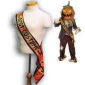 Best Costume Sash