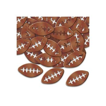 FOOTBALL CONFETTI